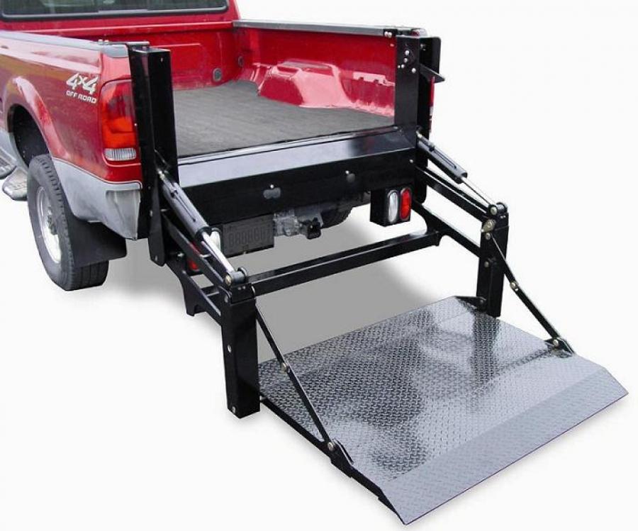 Anthony Pickup Liftgate Loadblazer Series Zoresco