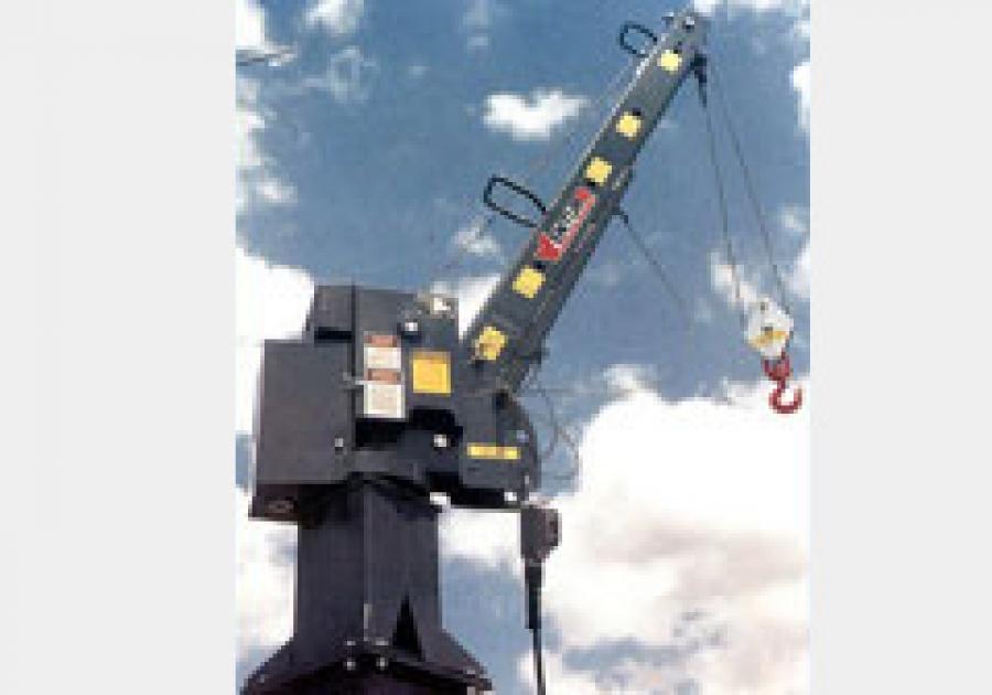 Venturo Electric Crane Model Dt7k Zoresco Equipment