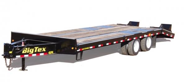 Big Tex Pintle Heavy Equipment Transport Model 4xph