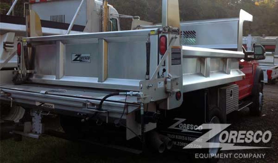 Stainless Steel Z Spec Zoresco Equipment Company