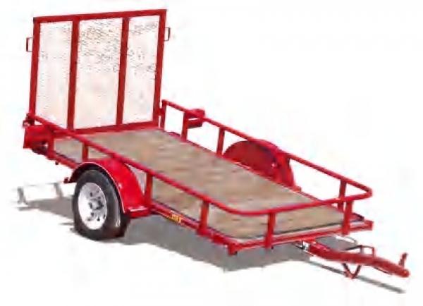 Big Tex Lil Tex Utility Trailer Model 15lt Zoresco
